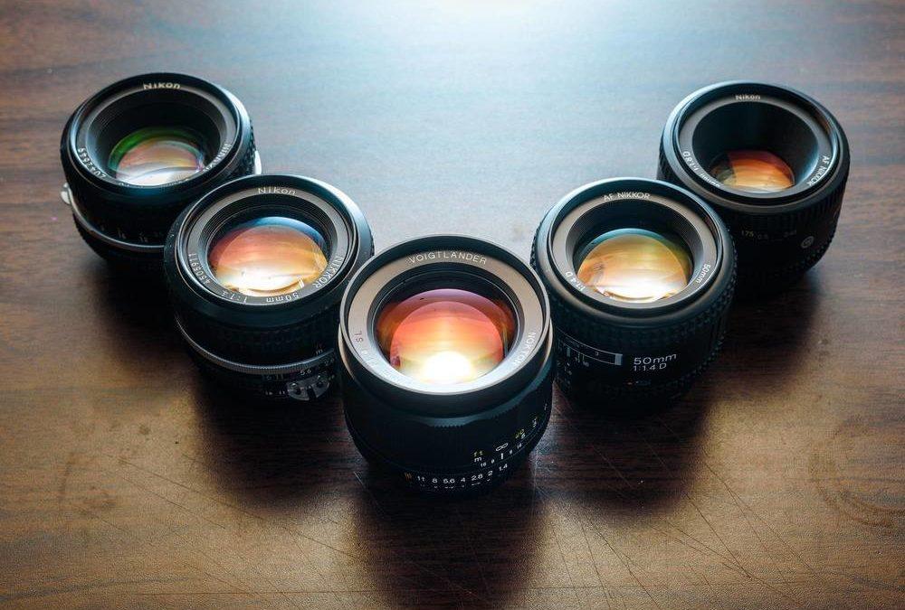 Le problème des optiques modernes